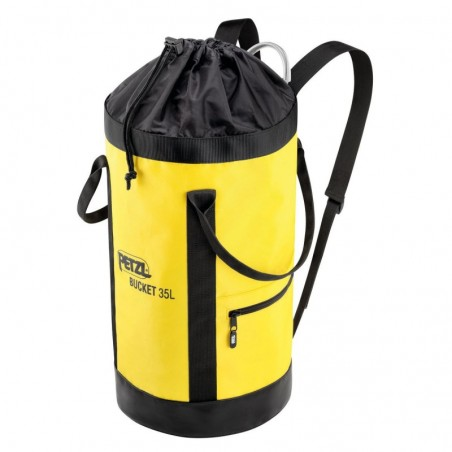 BUCKET amarillo 35L