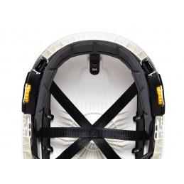 contorno de cabeza con acolchado de confort para cascos VERTEX y STRATO