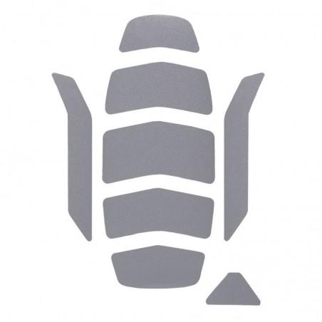 Etiquetas autoadhsivas reflectantes para casco STRATO
