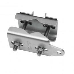 Punto de anclaje acero inox para tubos