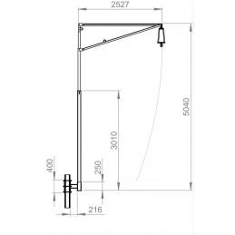 Mosqueton Aluminio Safetop Dos Movimientos 24 Kn