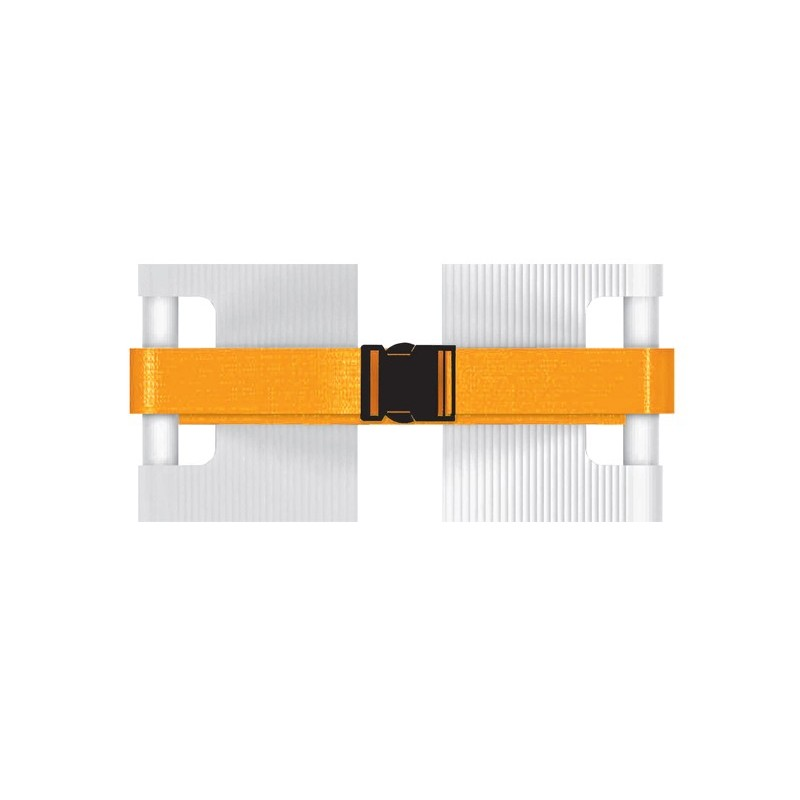 STX 591 - Cinturón a una pieza Metal