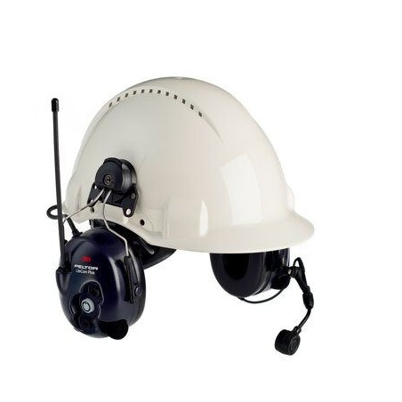3M™ PELTOR™ LiteCom Plus Casco