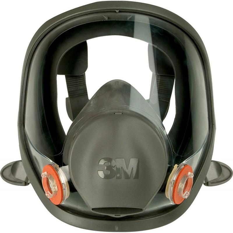 Máscara Completa Reutilizable 3m serie 6000
