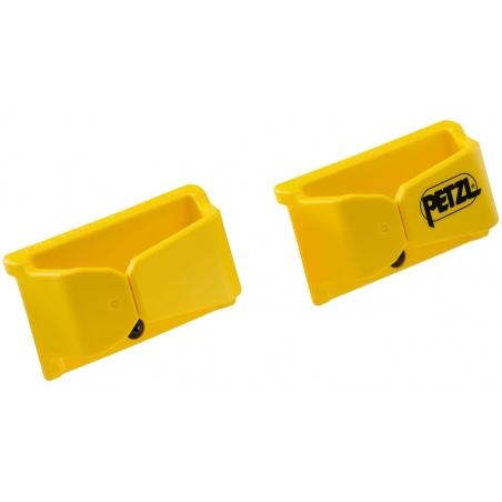 Portaconectores Amarillo