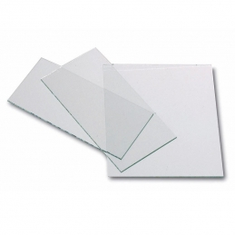 Cubrefiltros de cristal transparente