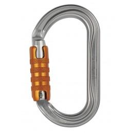 Mosquetón oval ligero Triact-Lock