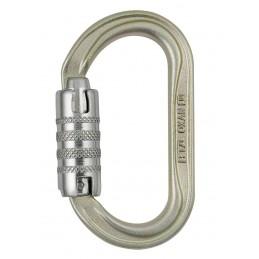 Mosquetón oval de alta resistencia Oxan Triact Lock