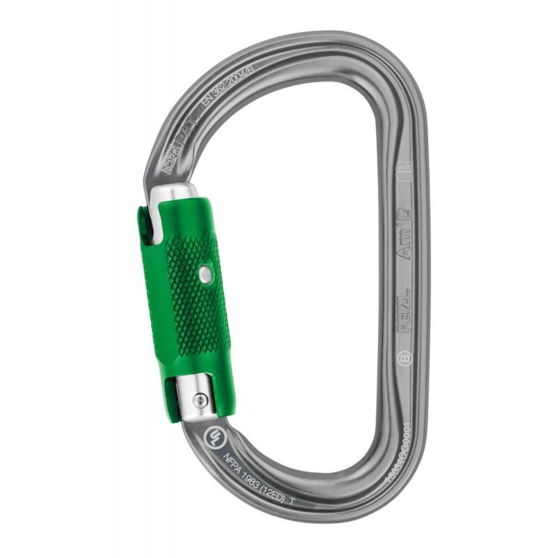 Mosquetón ligero especial AM`D PIN LOCK