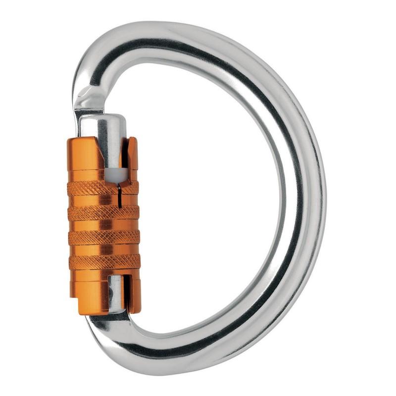 Mosquetón ligero especial Omni Triact Lock